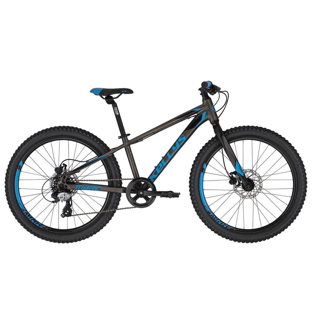 "Juniorský bicykel KELLYS MARC 70 24"" - model 2020 12,5"" - Záruka 10 rokov"