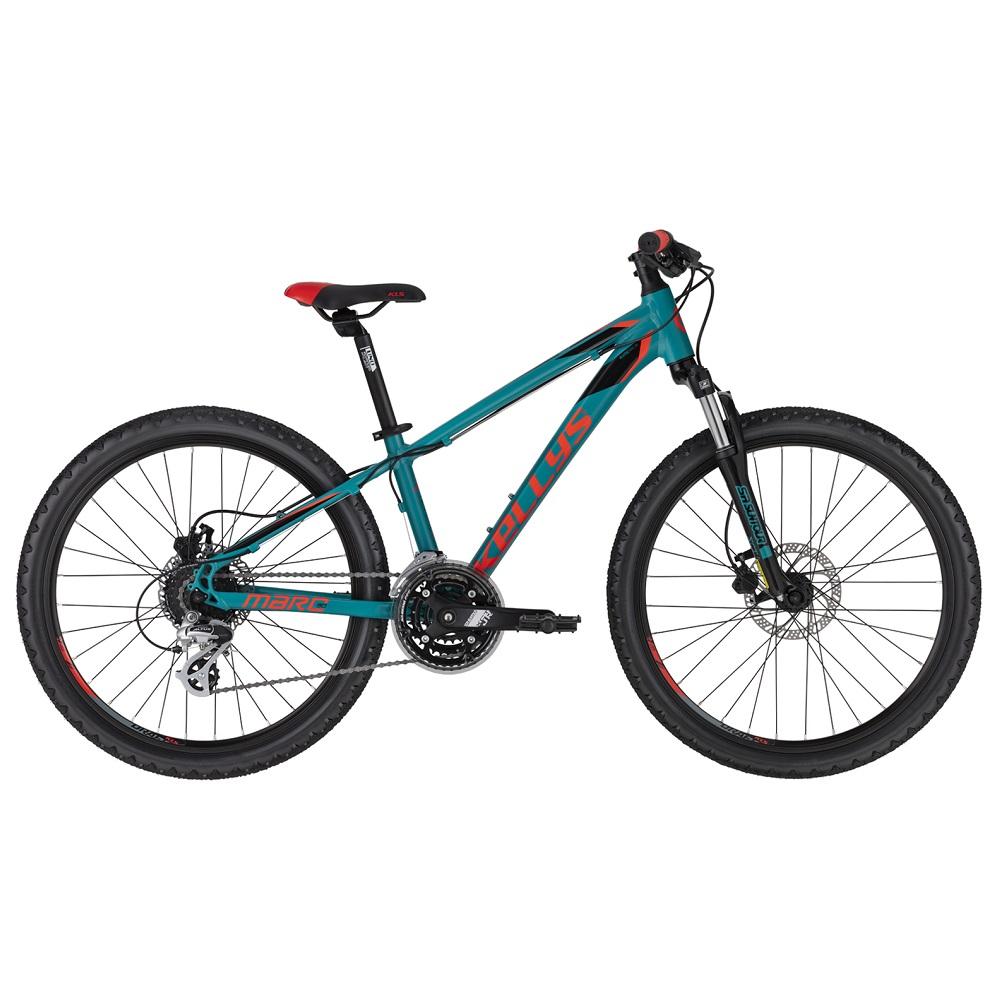 "Juniorský bicykel KELLYS MARC 90 24"" - model 2020 12,5"" - Záruka 10 rokov"