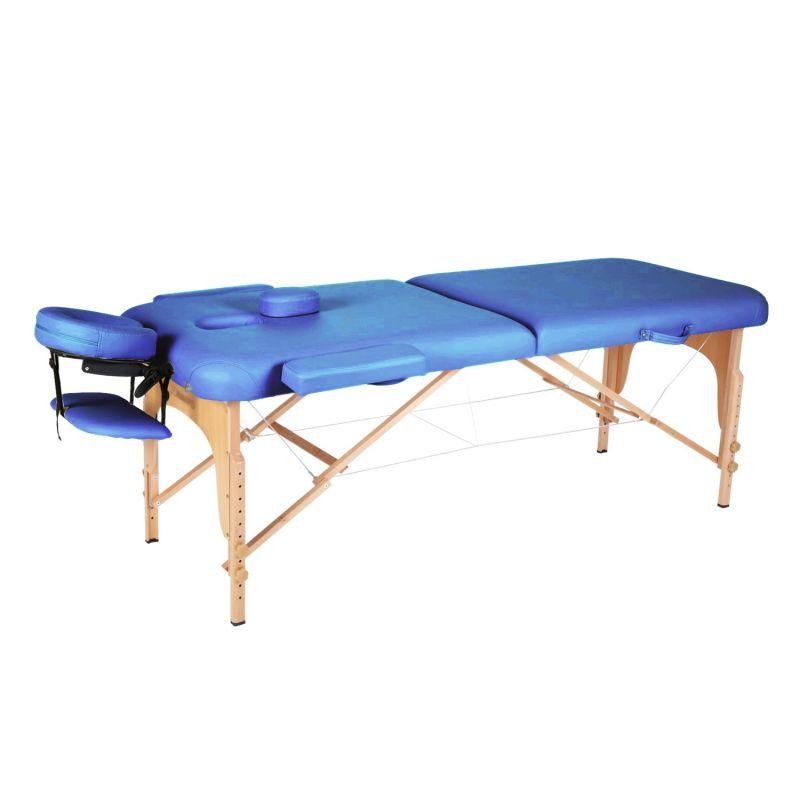Masážne lehátko Spartan Massage Bett drevené