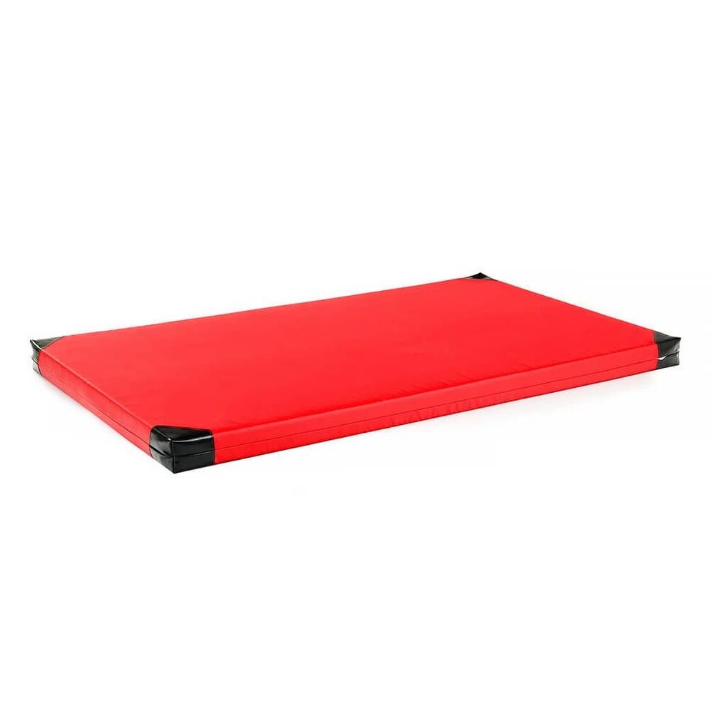 Gymnastická žinenka inSPORTline Roshar T60 200x120x10 cm červená