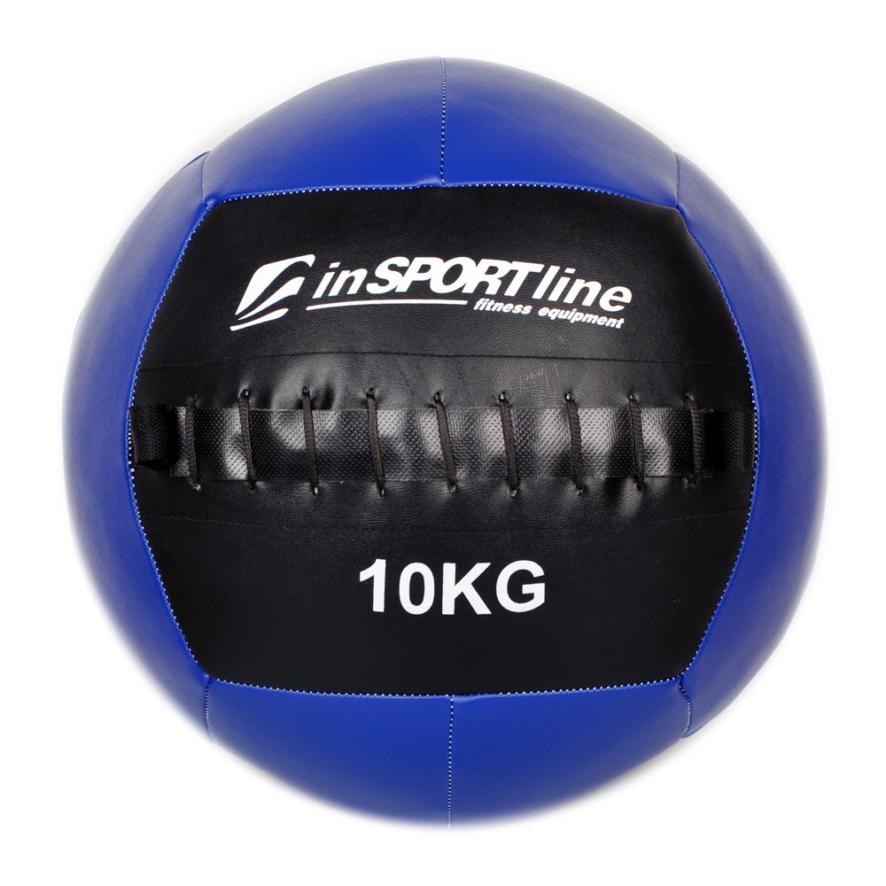 Posilňovacia lopta inSPORTline Walbal 10kg