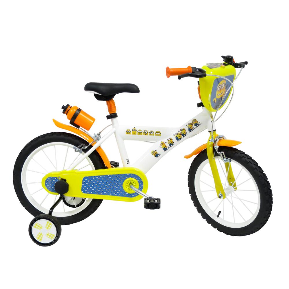 Detský bicykel Mimoni 2490 16