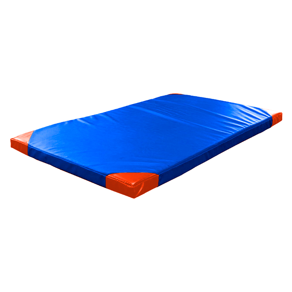 Gymnastická žinenka inSPORTline Roshar T60 200x120x10 cm modrá