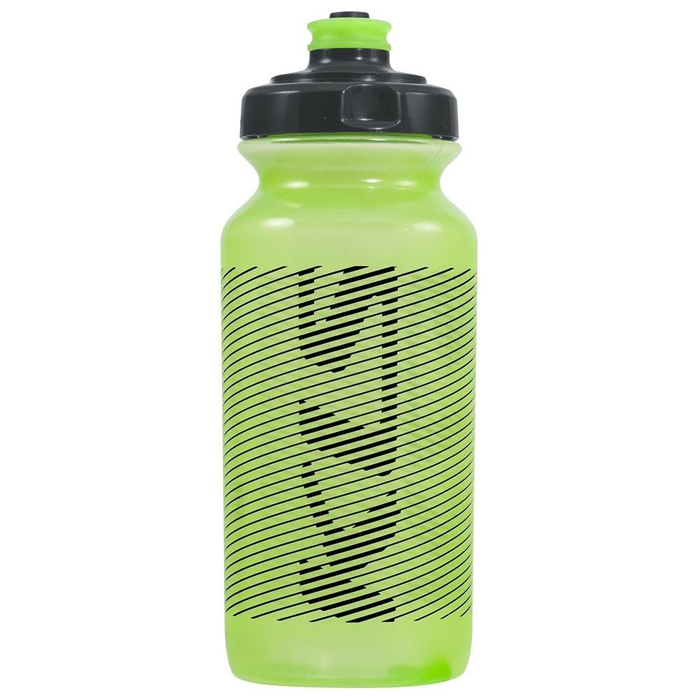 Cyklo fľaša Kellys Mojave Transparent 0,5l Green