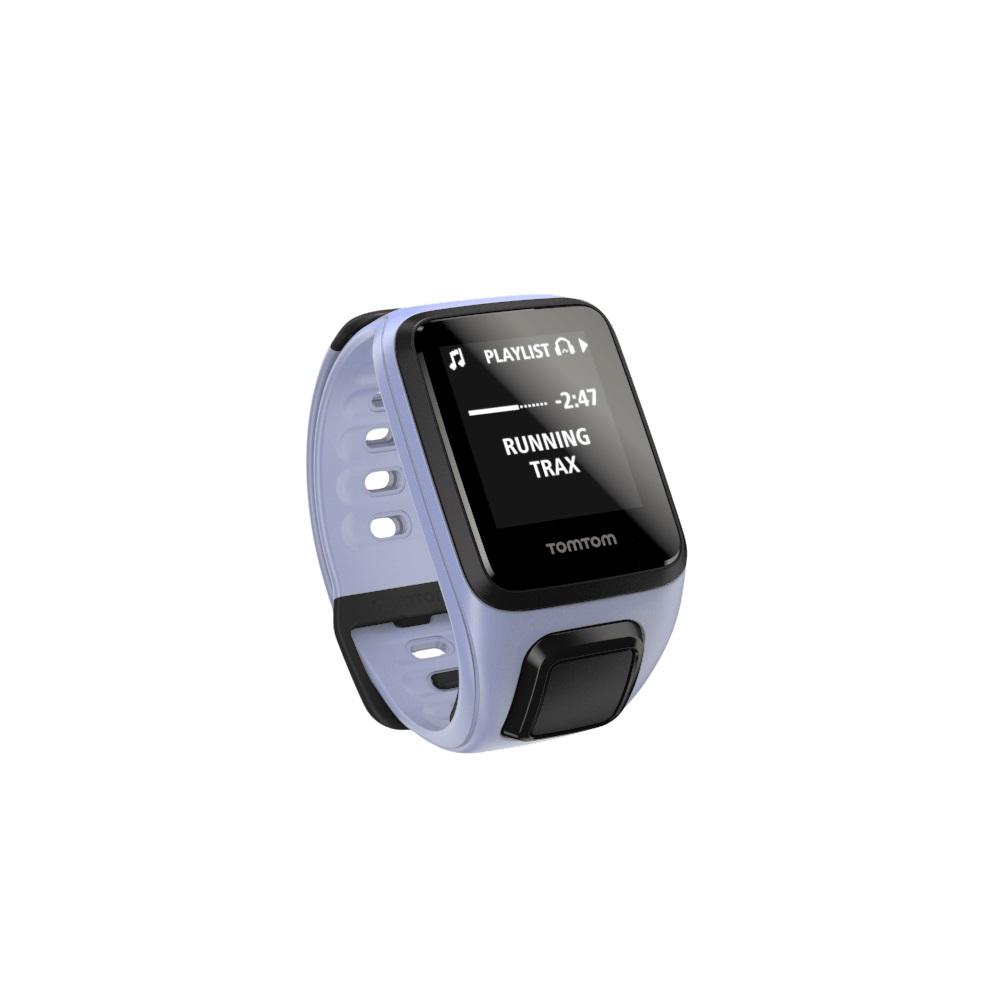 50c7f973c GPS hodinky TomTom Spark Fitness Music fialová - S (121-175 mm)