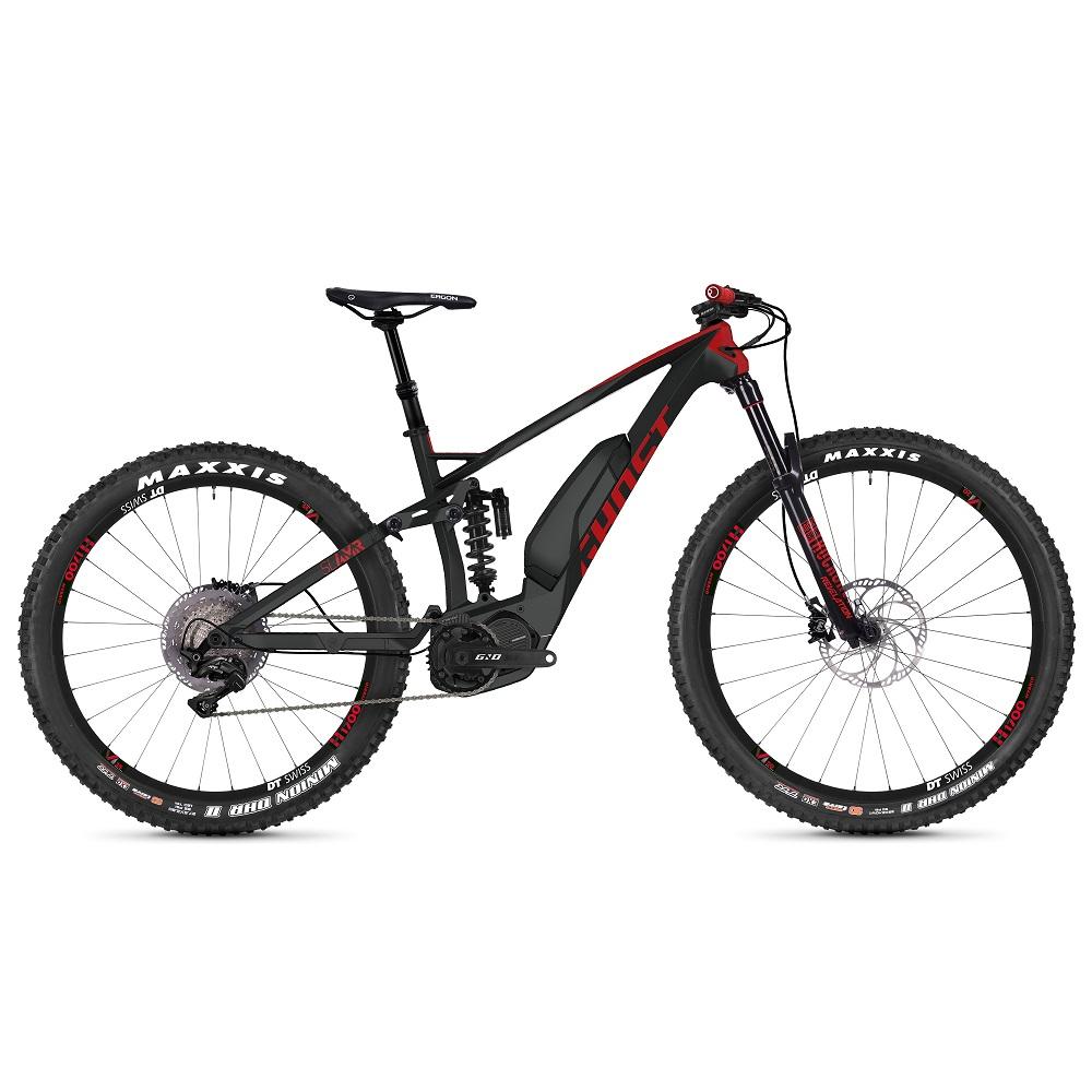 """Celoodpružený elektrobicykel Ghost Hybride SL AMR S6.7+ LC 29"""" 4.0 M (17"""") - Záruka 10 rokov"""