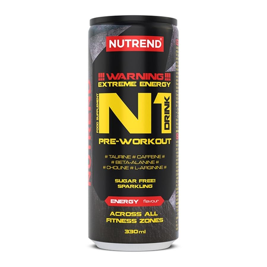 Energetický nápoj Nutrend N1 Drink energy