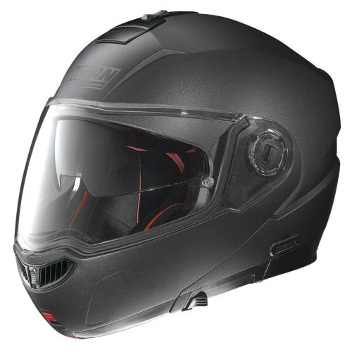 Moto prilba Nolan N104 Absolute Special N-Com Black Graphite