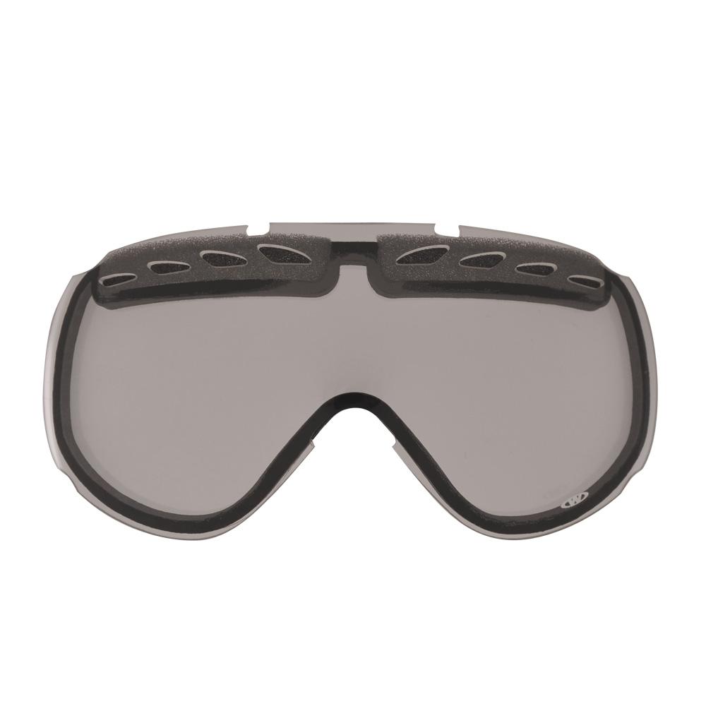 Náhradné sklo k okuliarom WORKER Molly číre