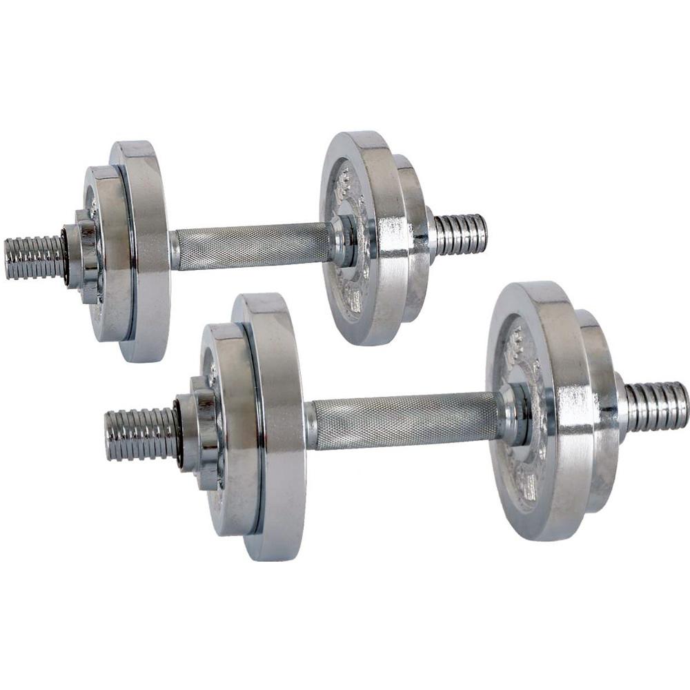 Nakladacie jednoručky inSPORTline 2 x 3-10 kg