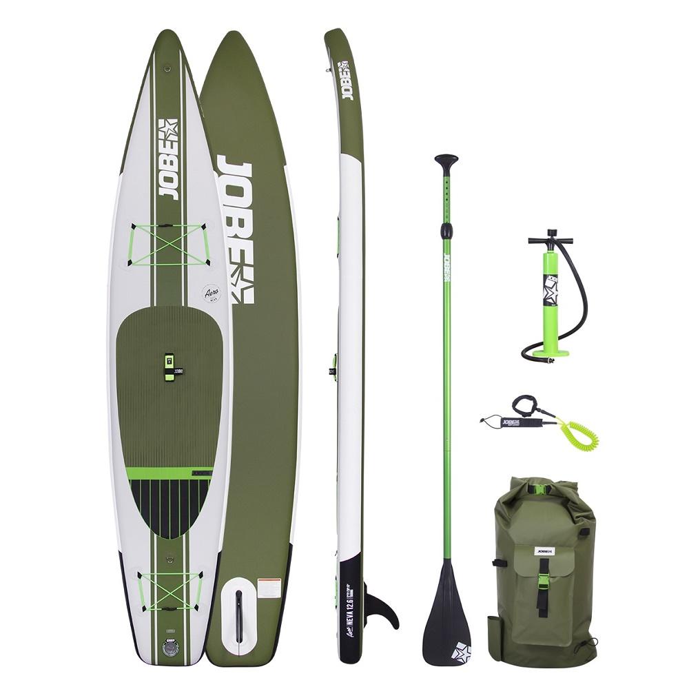 Paddleboard s príslušenstvom Jobe Aero SUP Neva 12.6