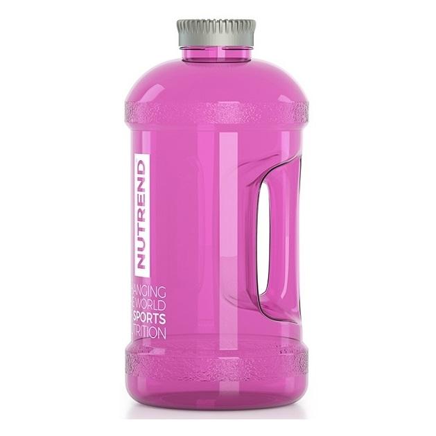 Športová fľaša Nutrend Galon 2019 2000 ml ružová