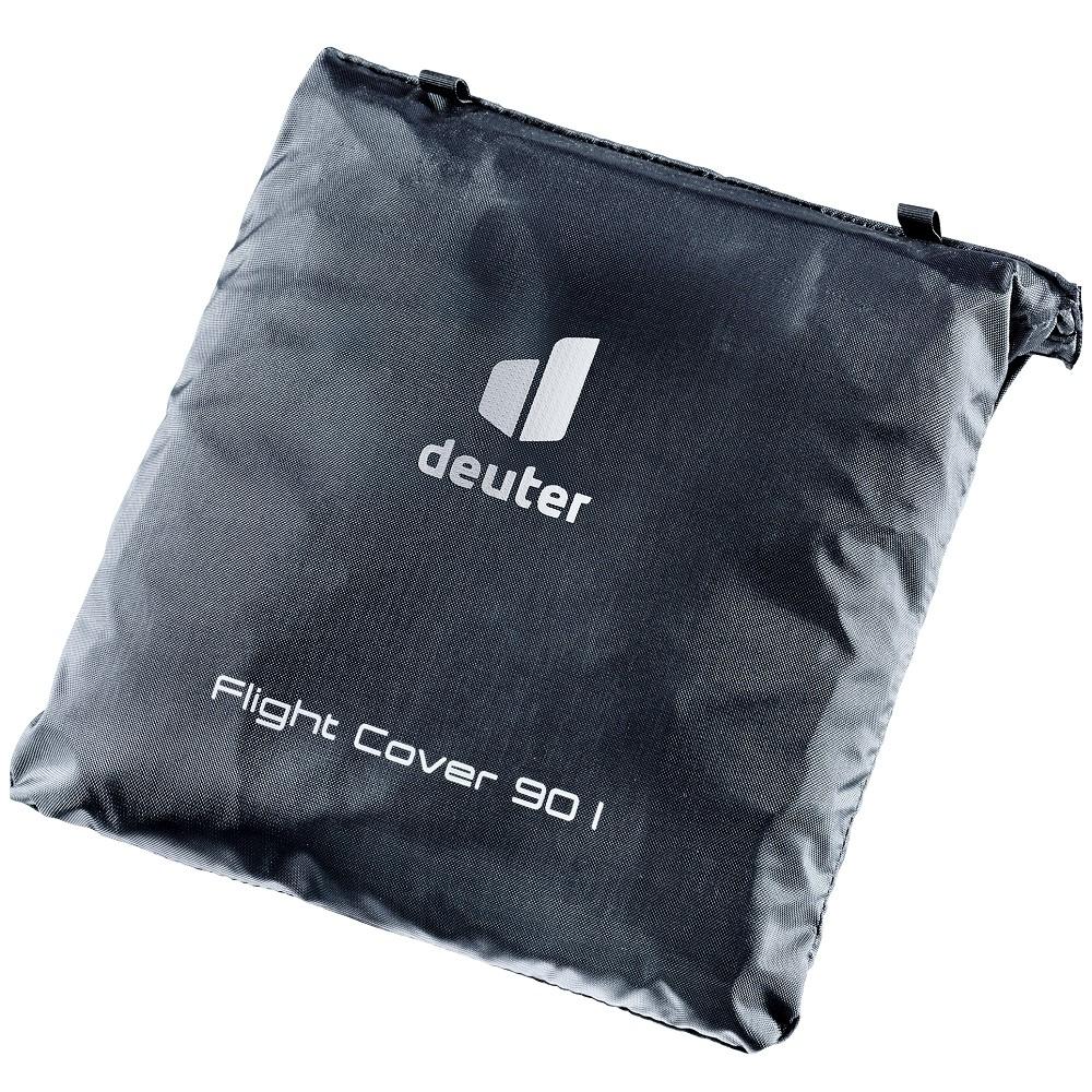 Prepravný obal na batoh Deuter Flight Cover 90 Black