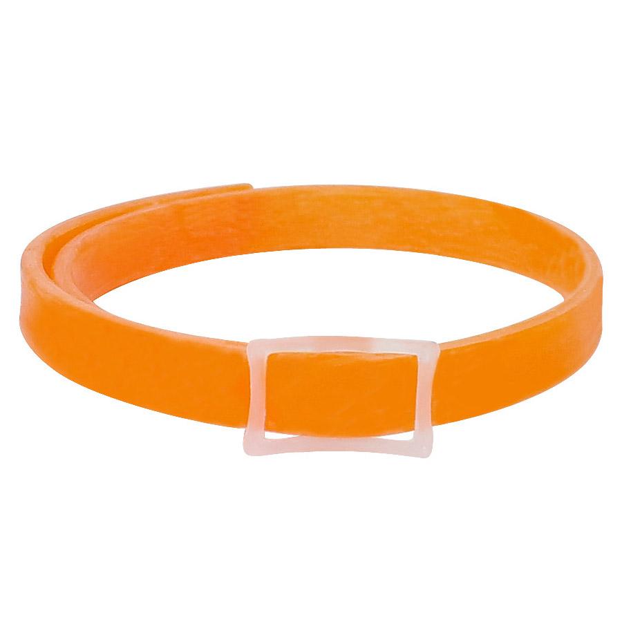 Obojok proti kliešťom Trixline TR 264 33 cm oranžová