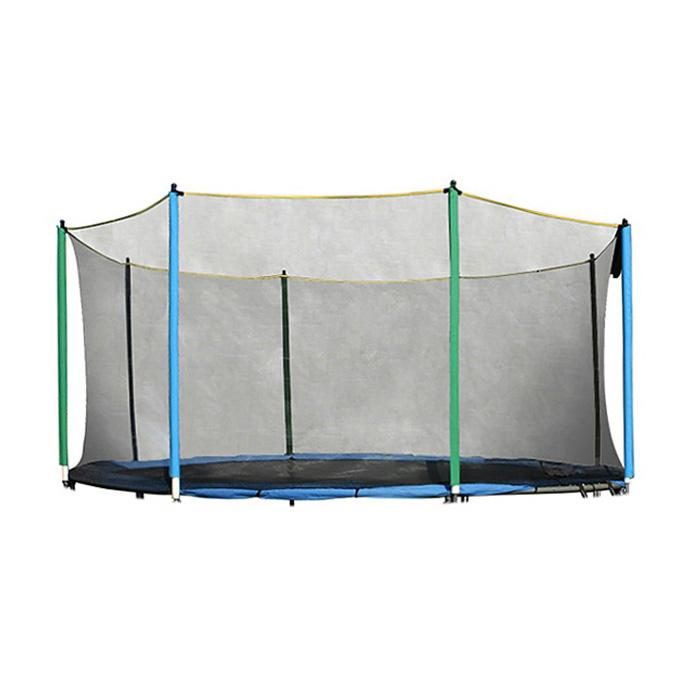 Ochranná sieť na trampolínu inSPORTline 366 cm + 8 tyčí
