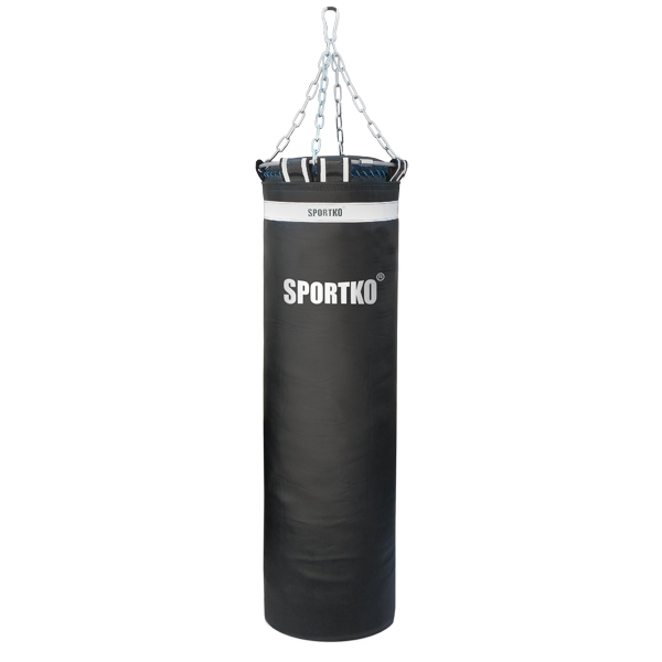 Kožené boxovacie vrece SportKO Olympic 35x130 cm
