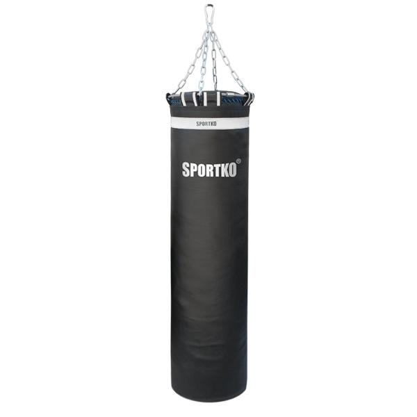 Kožené boxovacie vrece SportKO Olympic 35x150 cm
