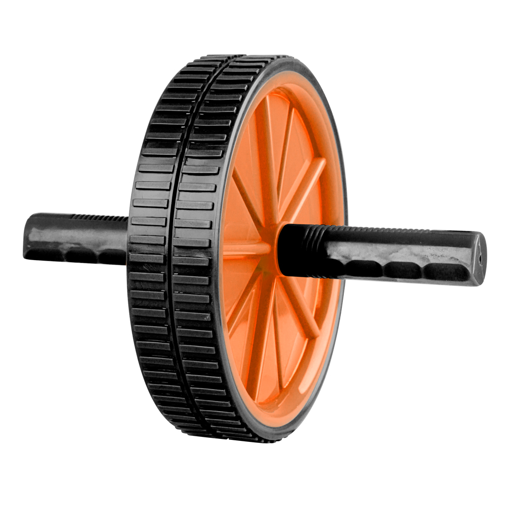 Posilňovacie koliesko Laubr Ab Roller oranžová