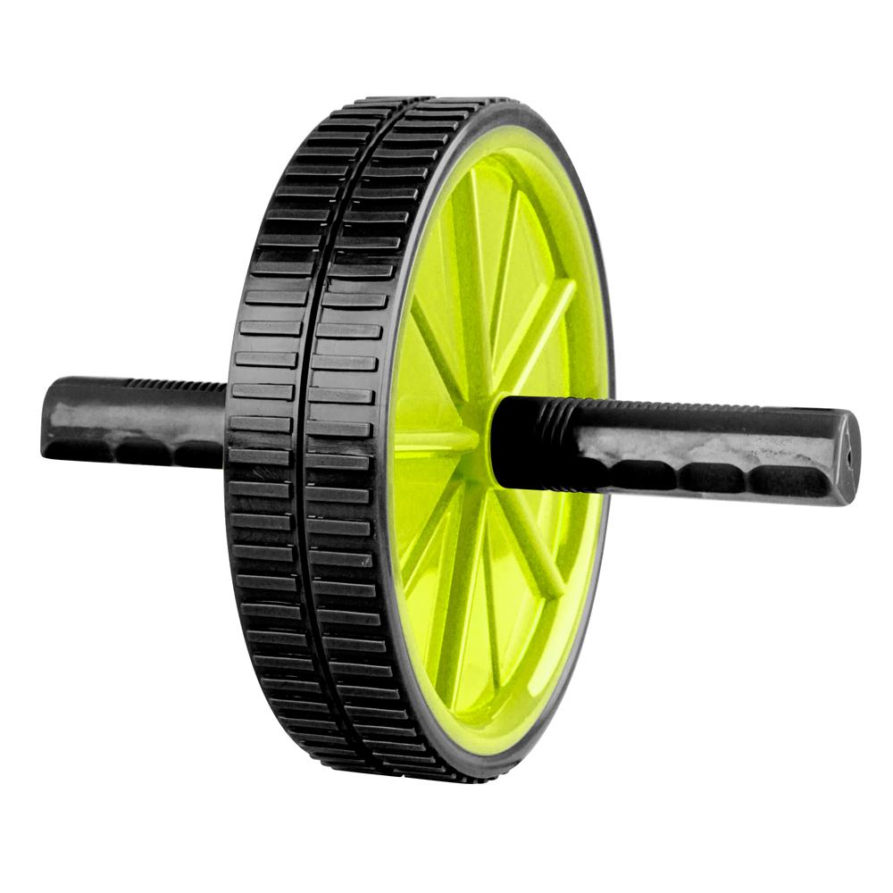 Posilňovacie koliesko Laubr Ab Roller svetlo zelená