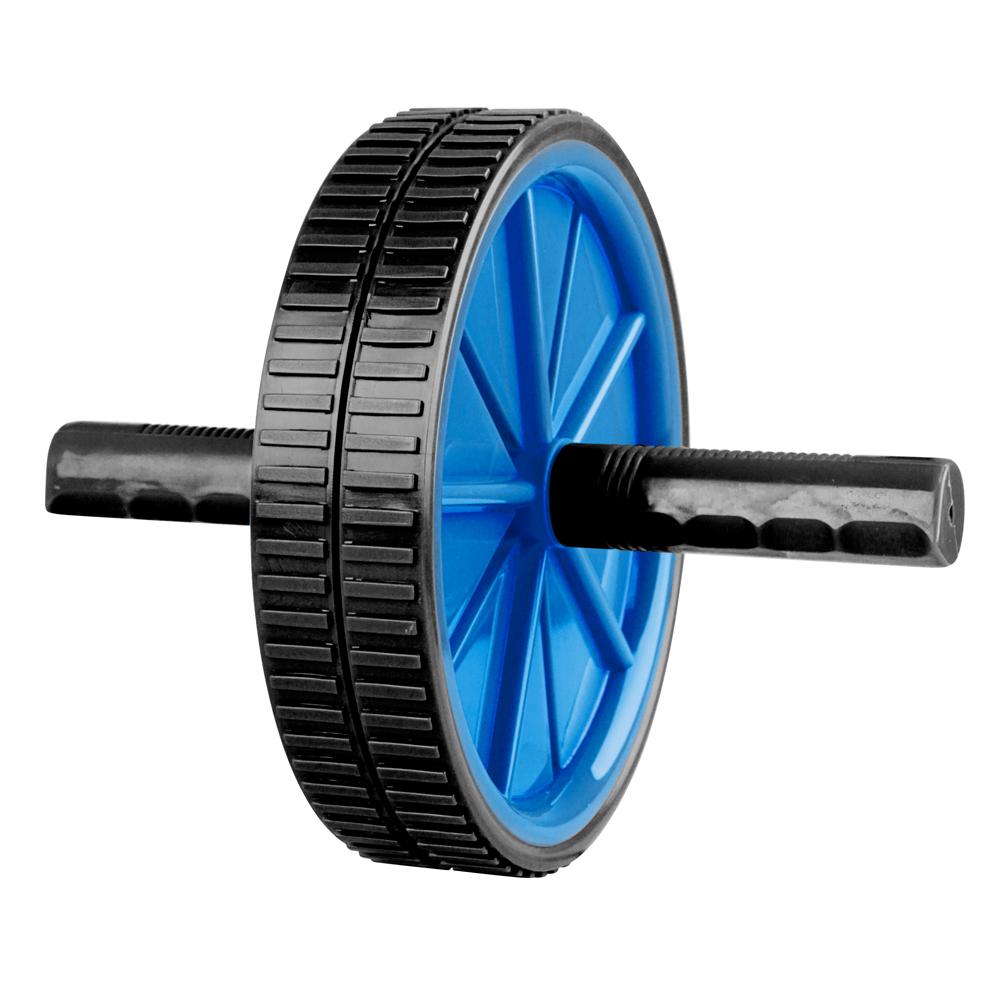 Posilňovacie koliesko Laubr Ab Roller modrá