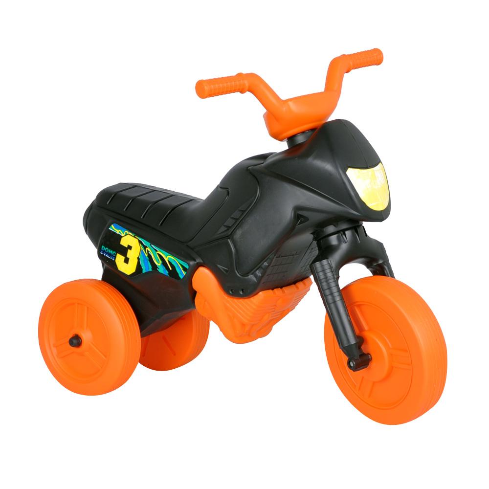Odrážadlo Enduro Mini čierno-oranžová