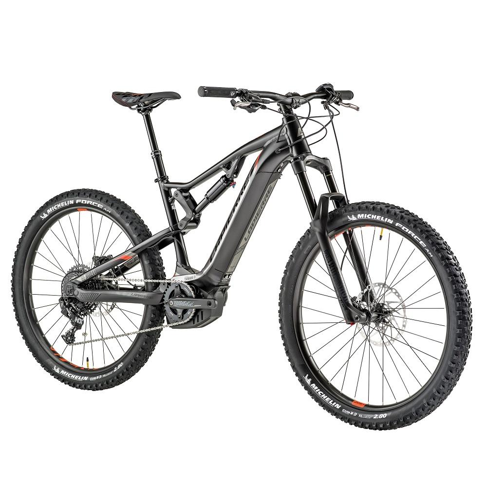 """Celoodpružený elektrobicykel Lapierre Overvolt AM 400i Yamaha 27,5"""" - model 2019 L (18"""") - Záruka 10 rokov"""