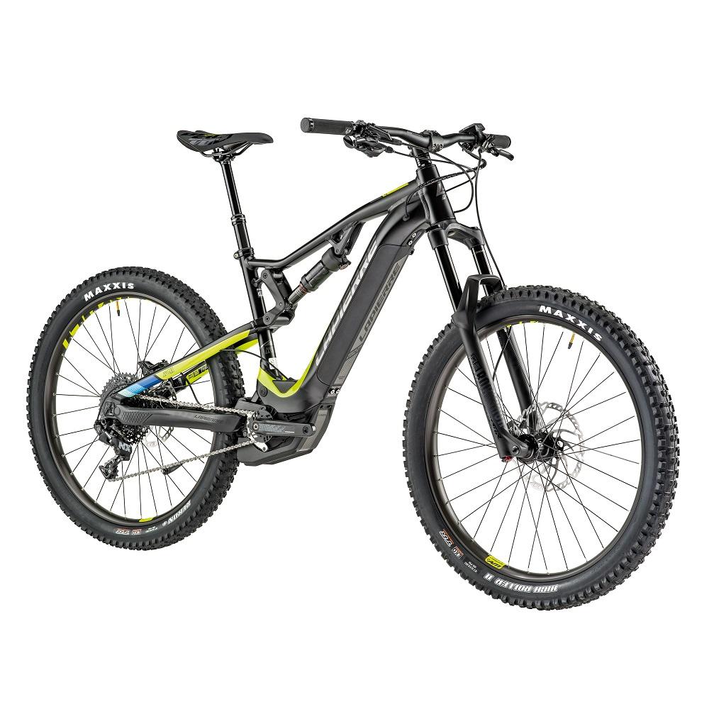 """Celoodpružený elektrobicykel Lapierre Overvolt AM 500i 27,5"""" - model 2019 L (18"""") - Záruka 10 rokov"""