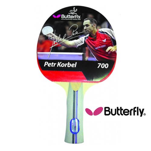 Pingpongová raketa Butterfly Petr Korbel 700