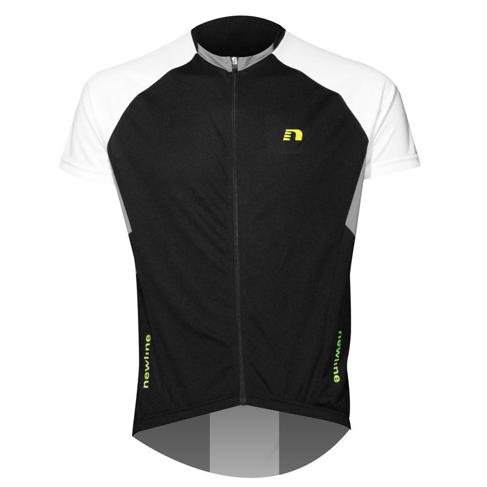 Pánske cyklistické tričko Newline Bike Jersey šedá - M