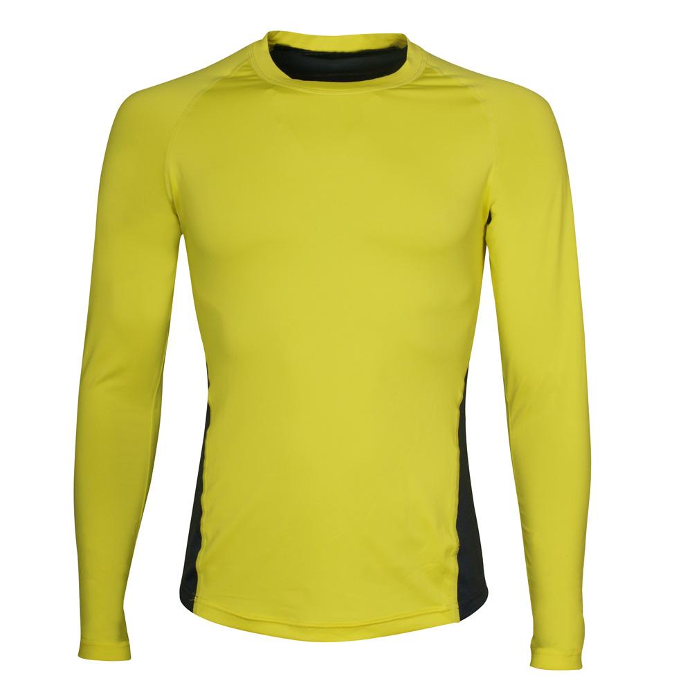 Pánske športové tričko s dlhým rukávom Newline Vent Stretch shirt