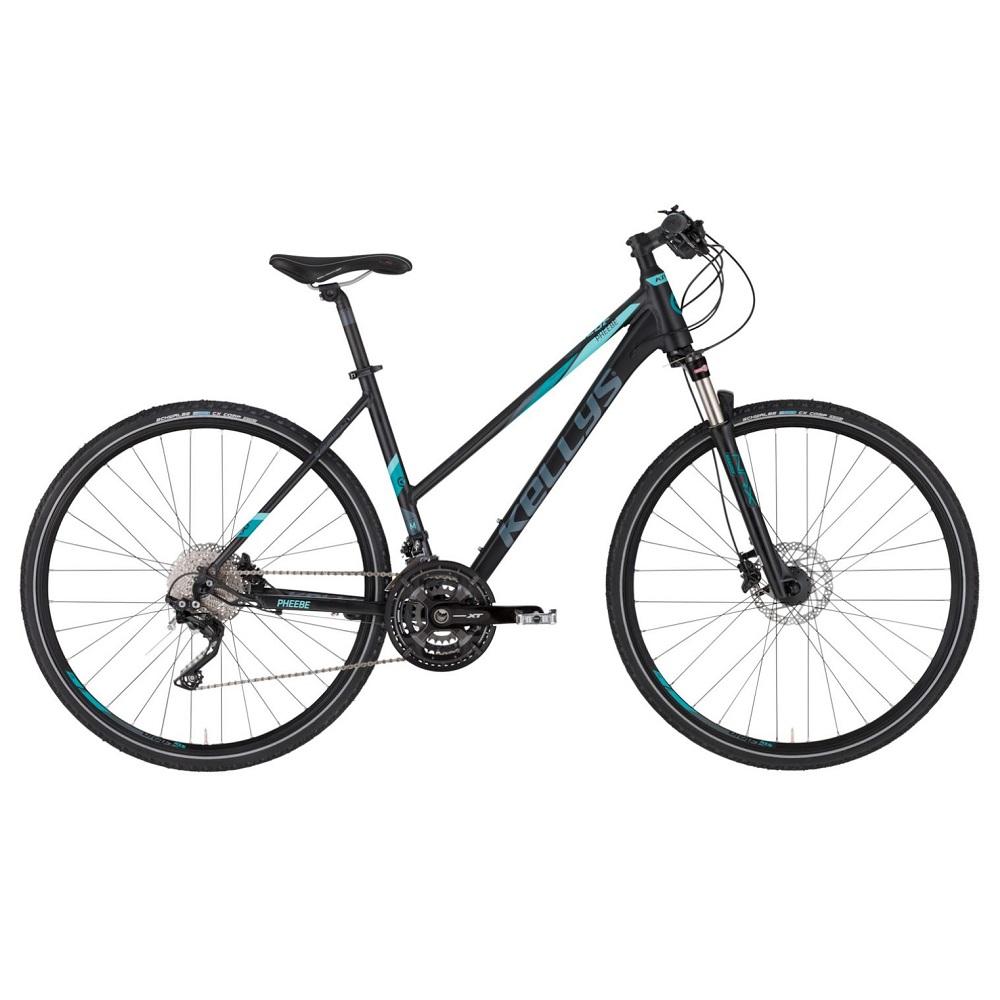 """Dámsky crossový bicykel KELLYS PHEEBE 90 28"""" - model 2020 S (17'') - Záruka 10 rokov"""