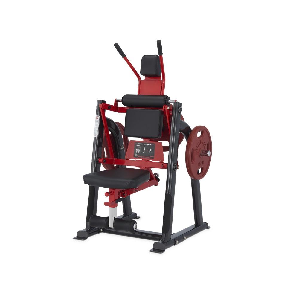 Posilňovač brušných svalov Steelflex Plateload Line PLAC