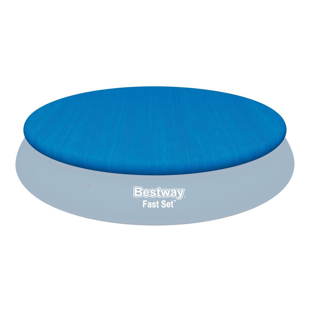 Krycia plachta na bazén Bestway Fast Set Cover 457 cm