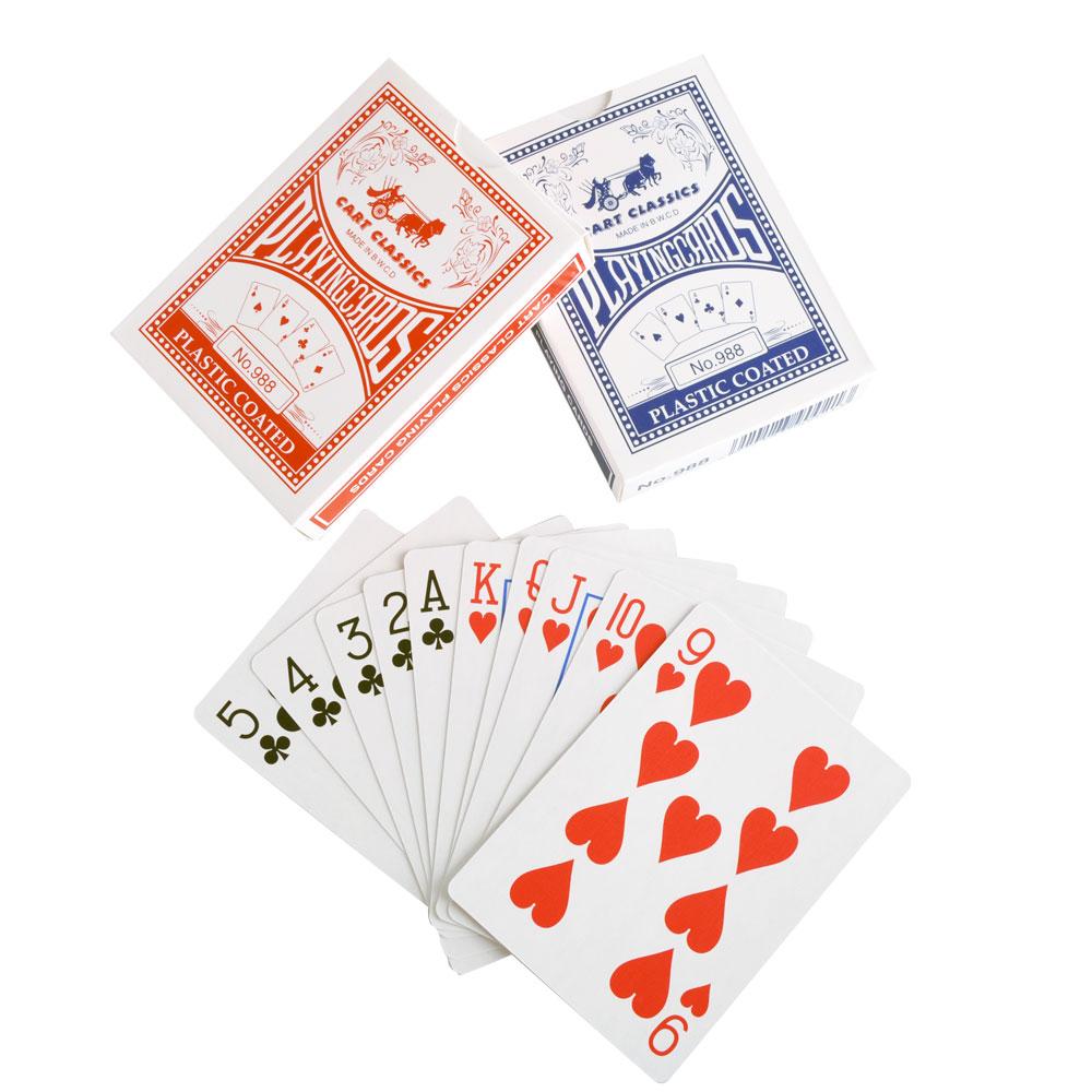Poker Spartan Karty