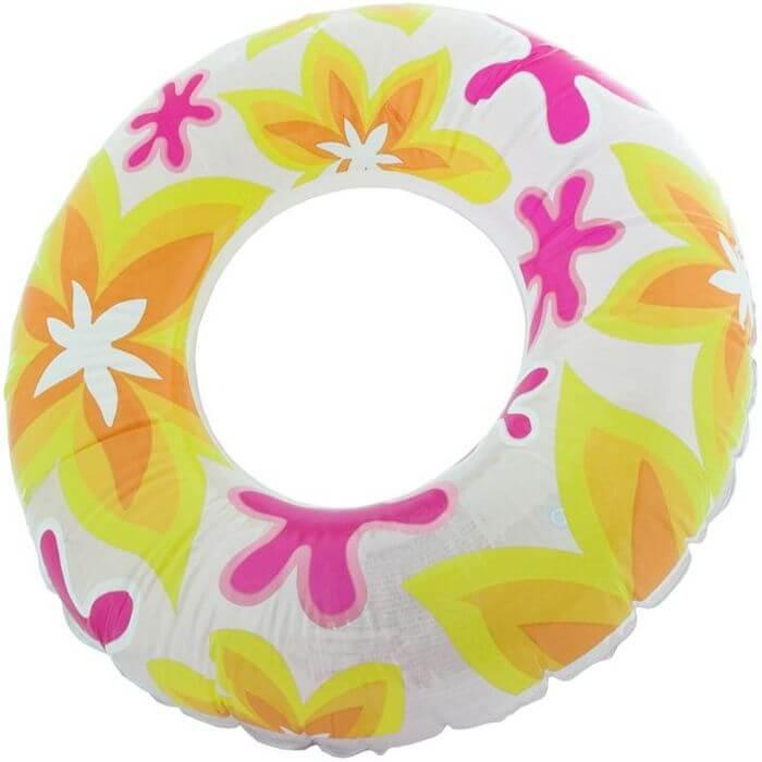 Plavecký kruh Aqua-Speed Circle 76 cm biela