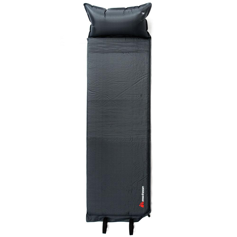 Samonafukovací matrac Meteor Classic 900g čierny