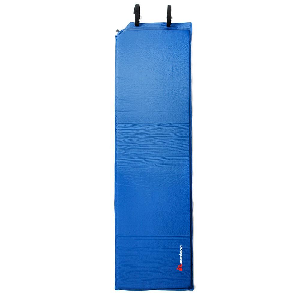 Samonafukovací matrac Meteor Classic 950g modrý