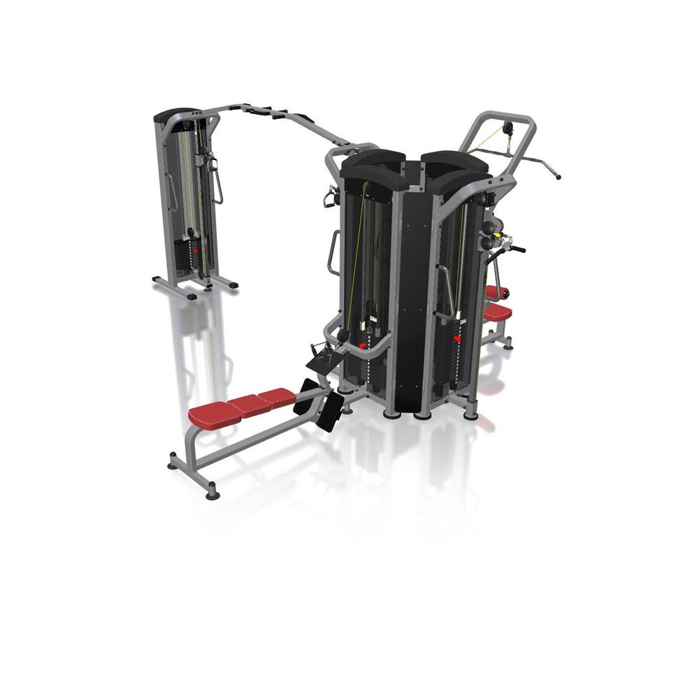 Multifunkčná posilňovacia veža Marbo Sport MP-T002