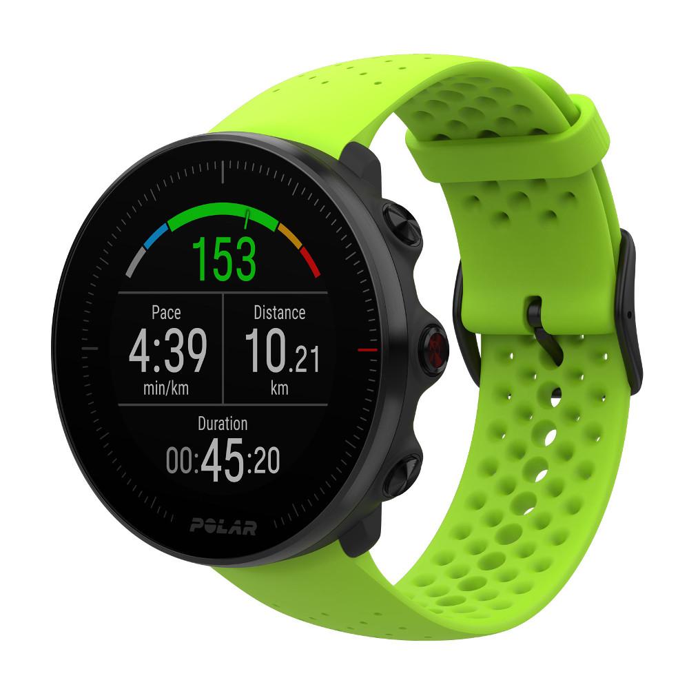 Športové hodinky POLAR Vantage M zelená - maraton