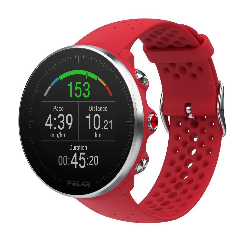 Športové hodinky POLAR Vantage M červená