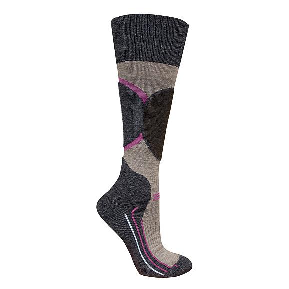 Dámske snowboardové thermo ponožky SNOW FORCE Brubeck 36-38 (S)