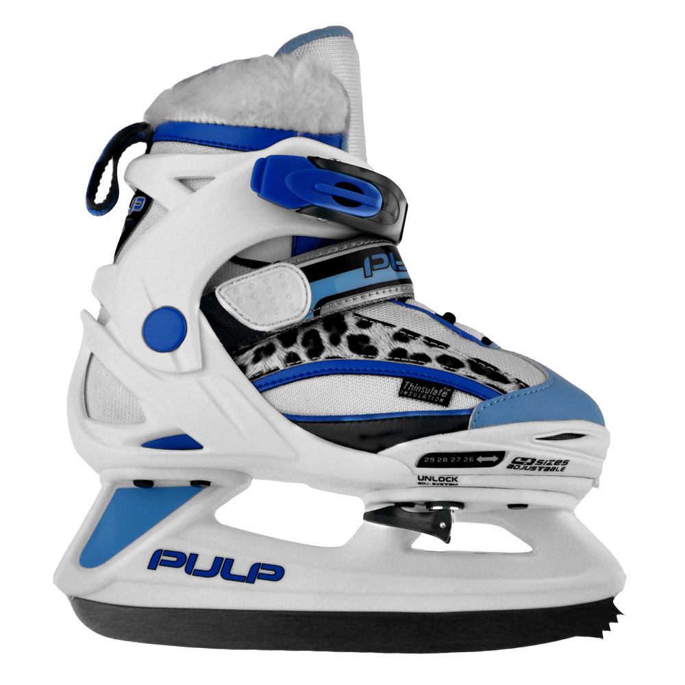 Zimné korčule Spartan Kim modrá - S (29-32)