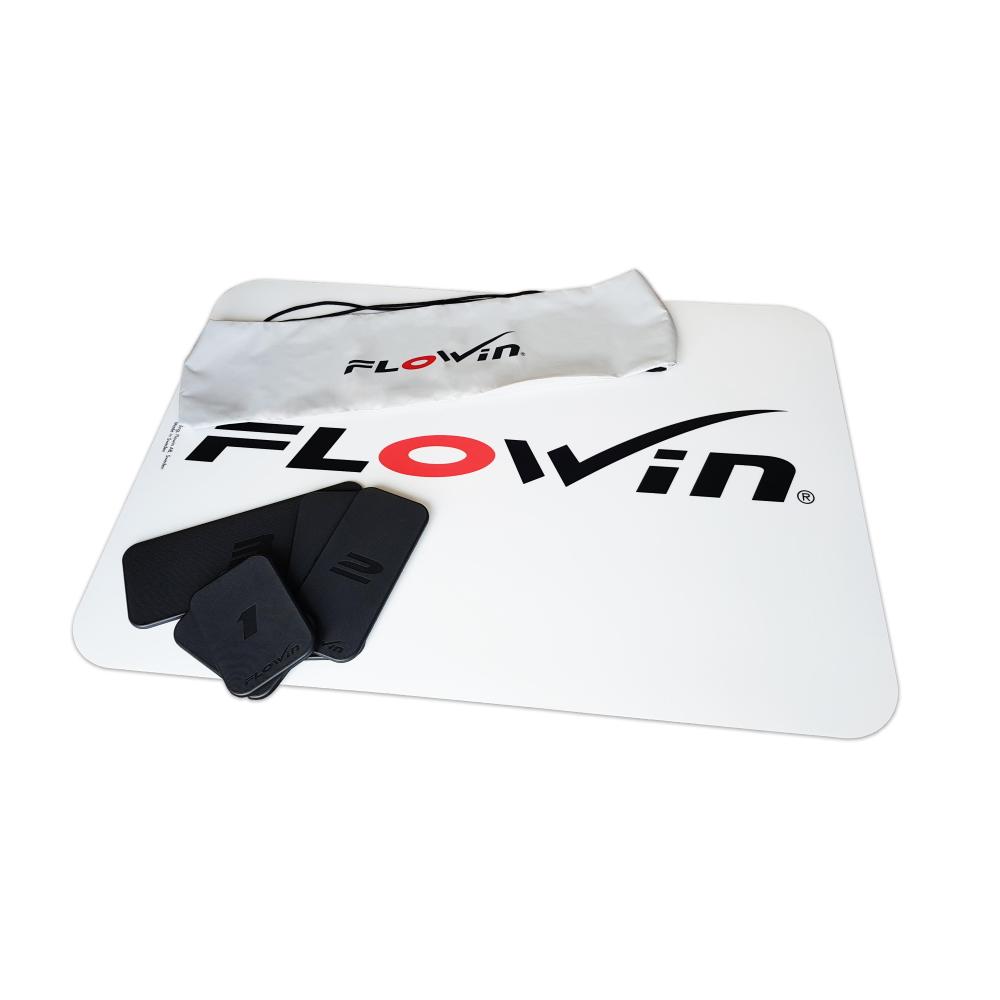 Flowin Sport - rolovateľná doska & príslušenstvo