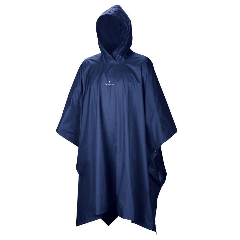 d0baa1d375 Pončo pršiplášť FERRINO R-Cloak - modrá - inSPORTline