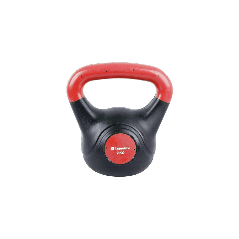 Činka inSPORTline Vin-Bell Dark 2 kg