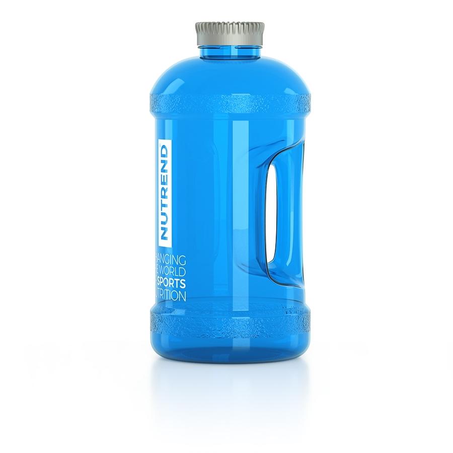 Športová fľaša Nutrend Galon 2019 2000 ml modrá