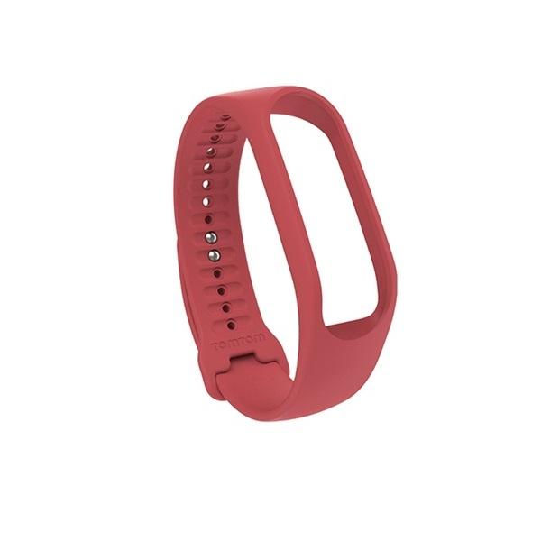 Remienok pre TomTom Touch Fitness Tracker korálovo červená