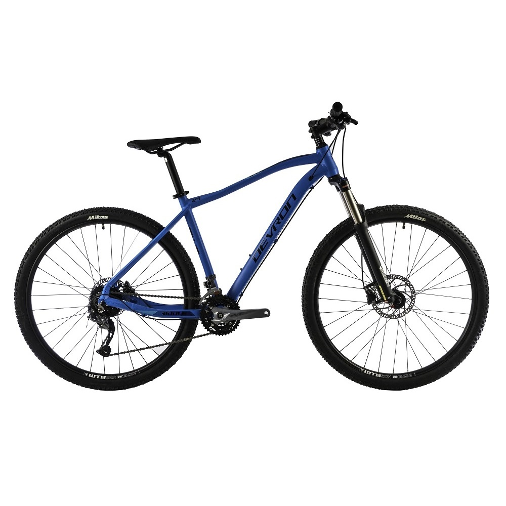 "Horský bicykel Devron Riddle H2.9 29"" - model 2018 blue - 21"" - Záruka 10 rokov"