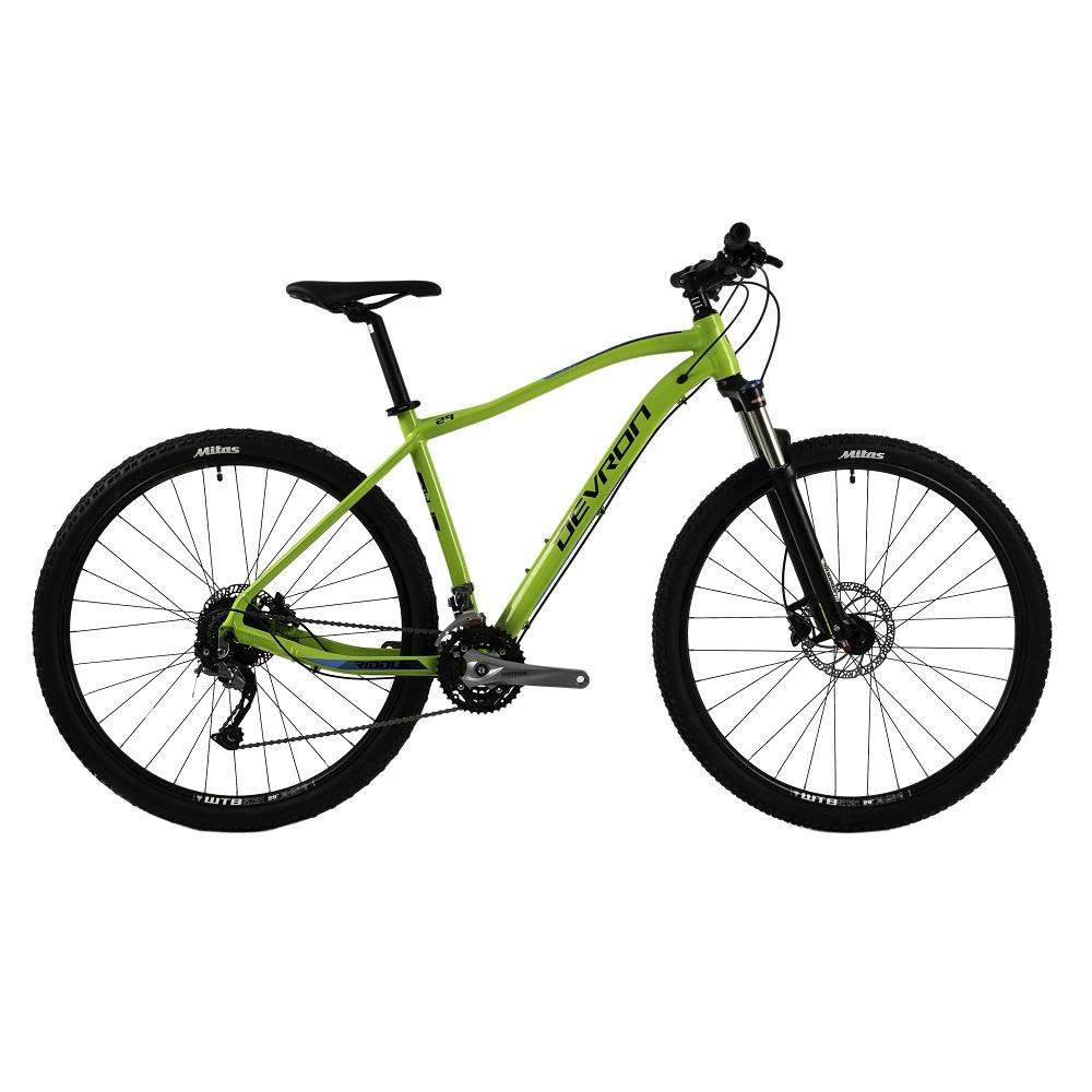 "Horský bicykel Devron Riddle H2.9 29"" - model 2018 Green - 21"" - Záruka 10 rokov"