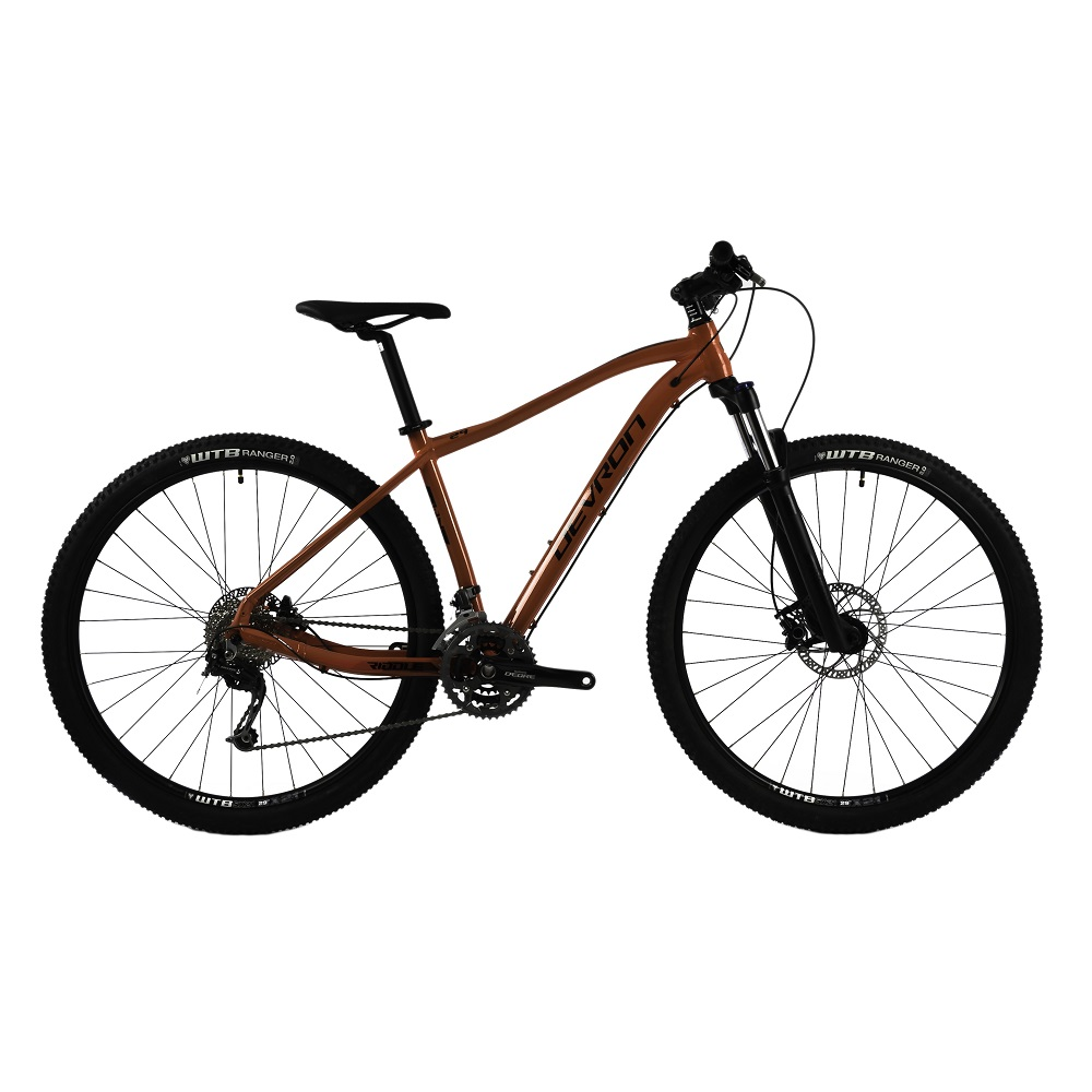 "Horský bicykel Devron Riddle H3.9 29"" - model 2018 Red - 21"" - Záruka 10 rokov"